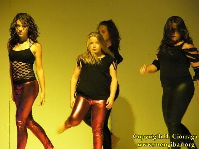 Portico de Feria 2009 . Academia de Baile F&M_285