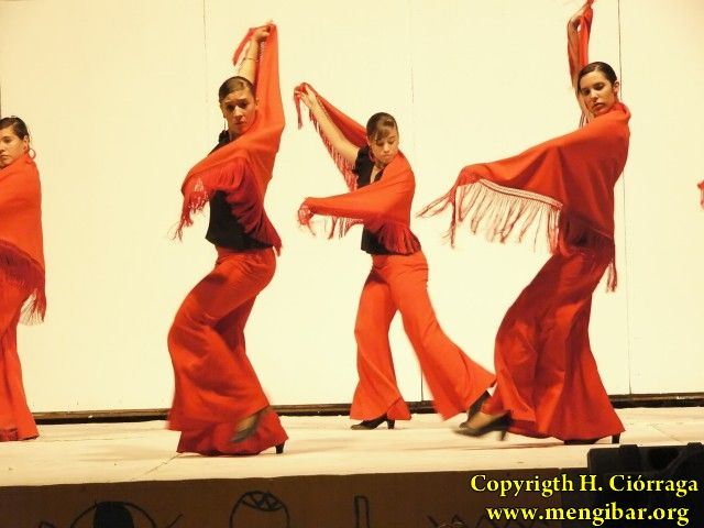 Pórtico de Feria 2009. Escuela de Baile de Miguel Ángel López-2.19-07-2009_86