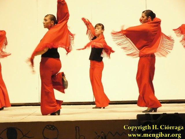 Pórtico de Feria 2009. Escuela de Baile de Miguel Ángel López-2.19-07-2009_87