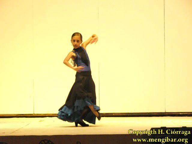 Pórtico de Feria 2009. Escuela de Baile de Miguel Ángel López-2.19-07-2009_96