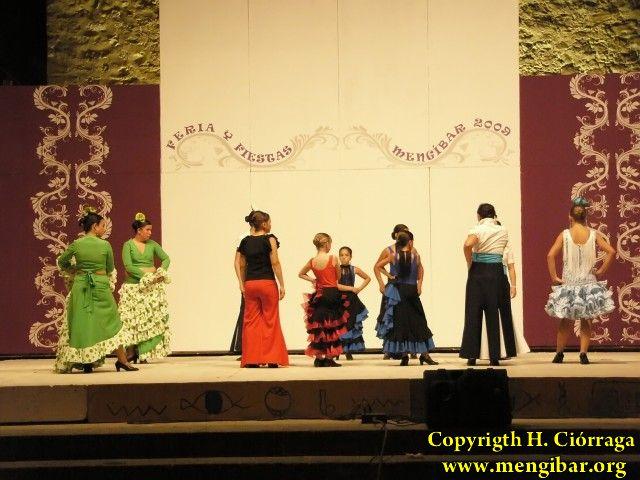Pórtico de Feria 2009. Escuela de Baile de Miguel Ángel López-2.19-07-2009_100