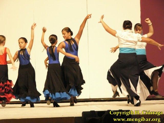 Pórtico de Feria 2009. Escuela de Baile de Miguel Ángel López-2.19-07-2009_104