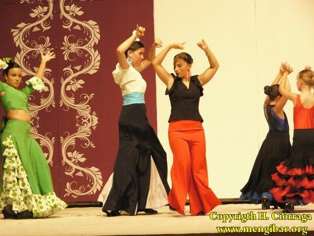 Pórtico de Feria 2009. Escuela de Baile de Miguel Ángel López-2.19-07-2009_109