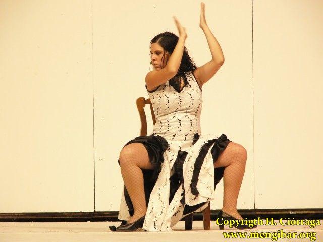 Pórtico de Feria 2009. Escuela de Baile de Miguel Ángel López-2.19-07-2009_113