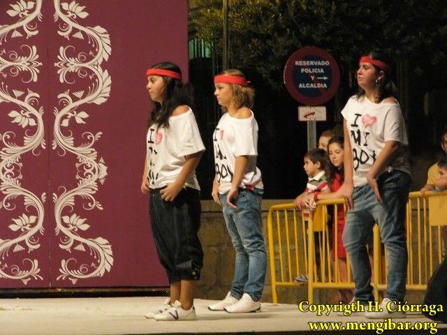 Pórtico de Feria 2009. Escuela de Baile de Miguel Ángel López-2.19-07-2009_130