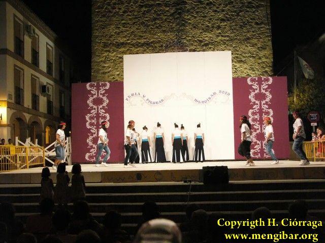 Pórtico de Feria 2009. Escuela de Baile de Miguel Ángel López-2.19-07-2009_133
