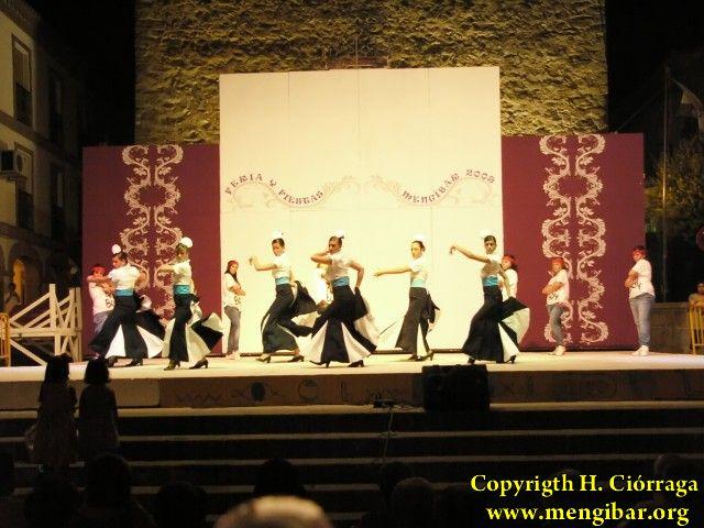Pórtico de Feria 2009. Escuela de Baile de Miguel Ángel López-2.19-07-2009_137