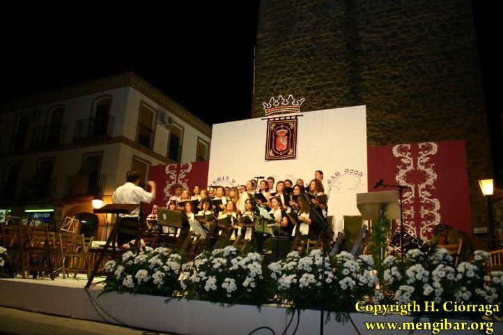 Feria y Fiestas de la malena 2009. Coronación  y Fuegos Artificiales-1_100