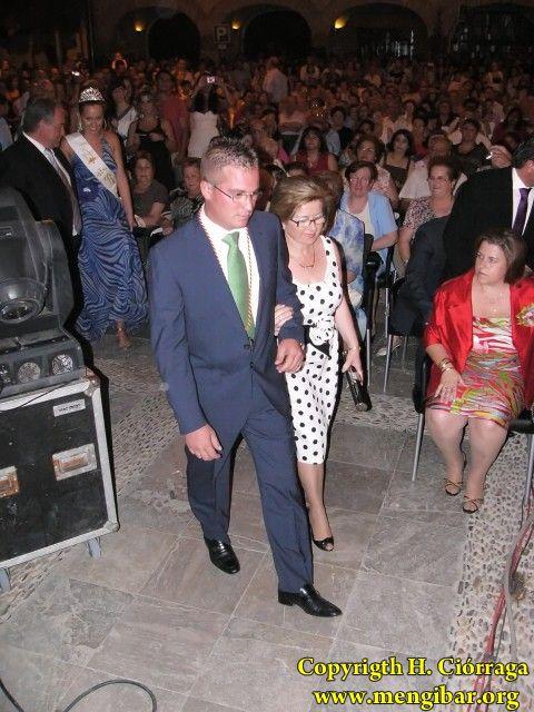 Feria y Fiestas de la malena 2009. Coronación  y Fuegos Artificiales-1_142