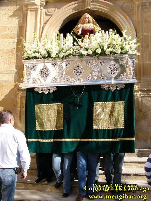 Jueves Santo 2009- Traslado de la Virgen de la Amargura_98