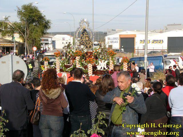 La Virgen de la Cabeza pasa por Mengíbar-3_142
