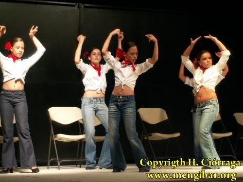 Muestra Provincial de Baile 50