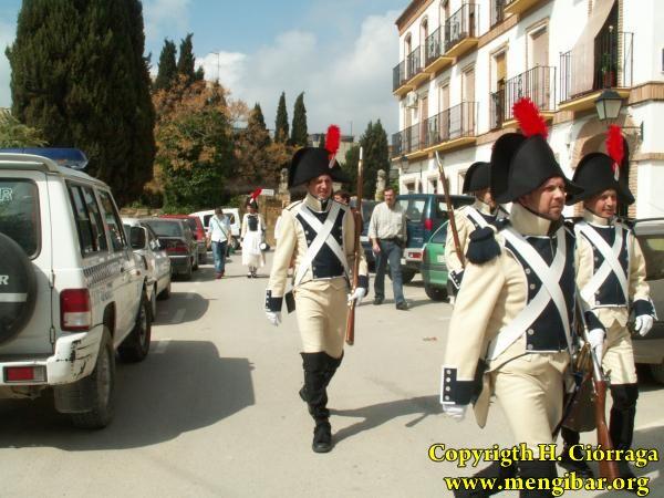 Conmemoración de la Batalla de Mengíbar 3
