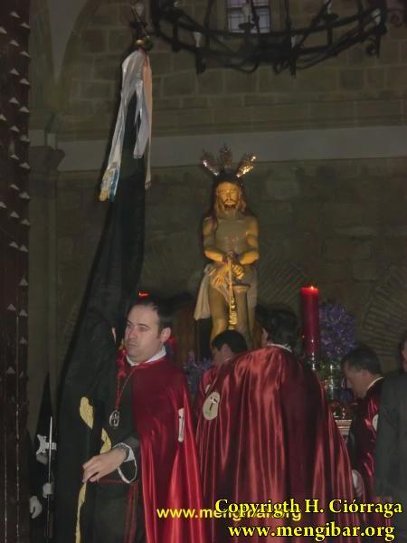 Semana santa 2006. Jueves Santo 7