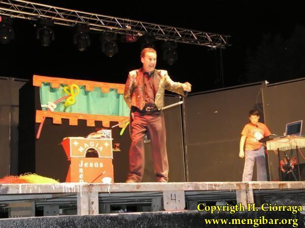 Pórtico de Féria 2006. El Mundo Mágico de Jesús Jaén 1
