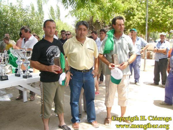 Pórtico de Féria 2006. Concurso de Albañilería 66