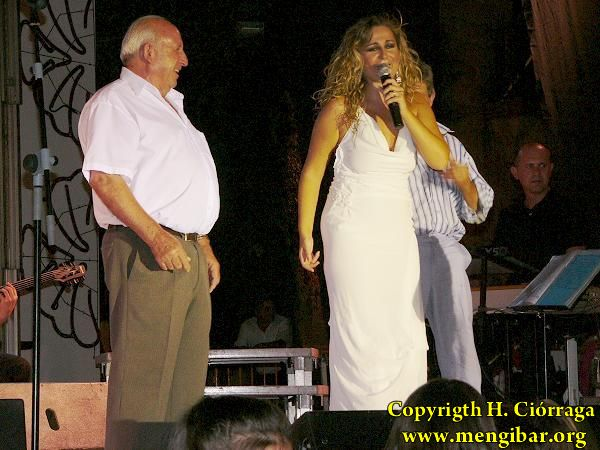 Feria 2006. Actuación de Elsa Ríos 26