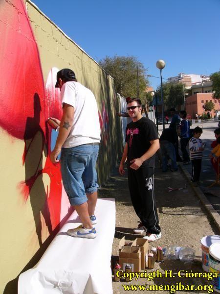 Jornada de Graffiti y Aerobitón 3