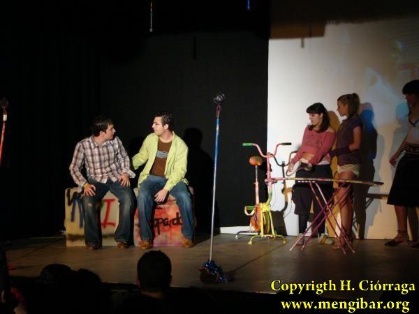Navidad 2006. Radio Centro y Getsemaní Teatro. Noche Jóven 23