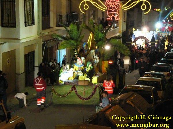 Día de Reyes. Turbo-Cabalgata 47
