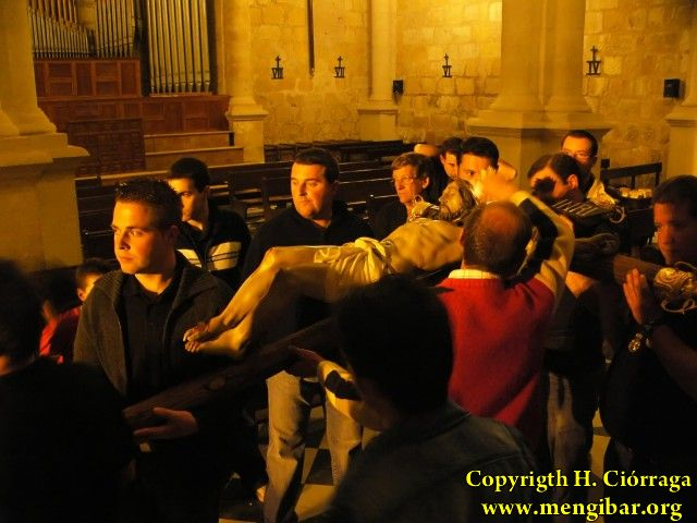 Semana Santa 2008. Lunes Santo. Primera parte 24