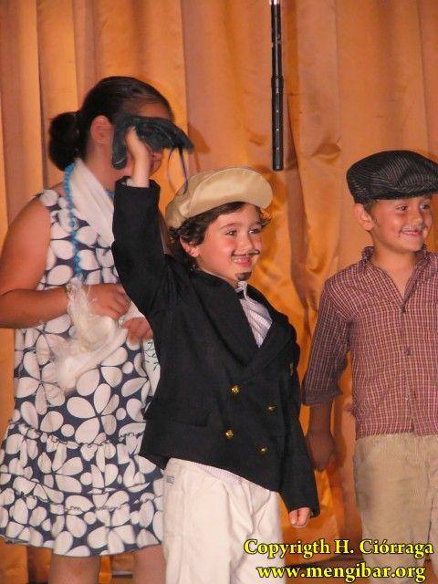 Teatro. Por alumnos/as del CEIP José Plata 14