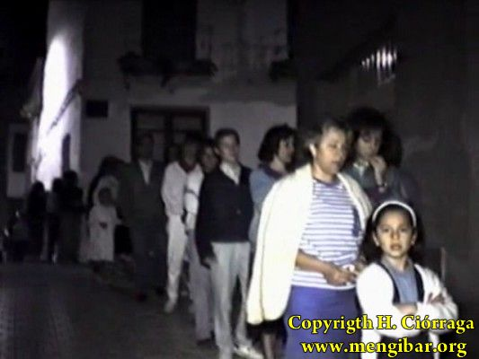 Los Rosarios-1989. Nuestro Padre Jesús 48