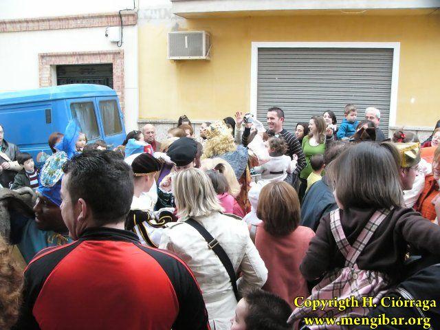 Reyes-2009. Guardería