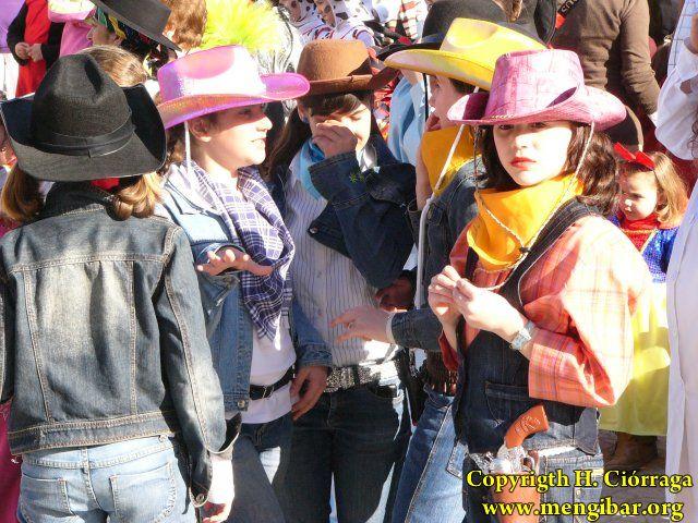 Carnaval 2009. Cabalgata y Pasarela 14