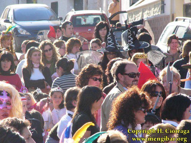Carnaval 2009. Cabalgata y Pasarela 56