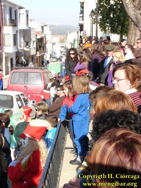 Carnaval 2009. Cabalgata y Pasarela 62