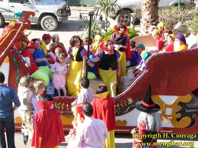 Carnaval 2009. Cabalgata y Pasarela 63