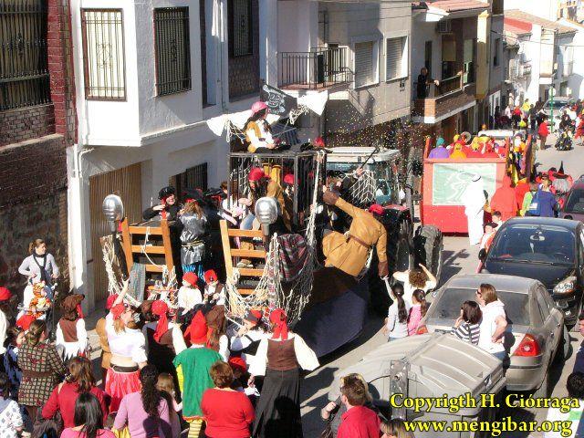 Carnaval 2009. Cabalgata y Pasarela 73