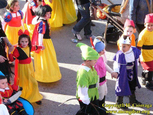 Carnaval 2009. Cabalgata y Pasarela 89
