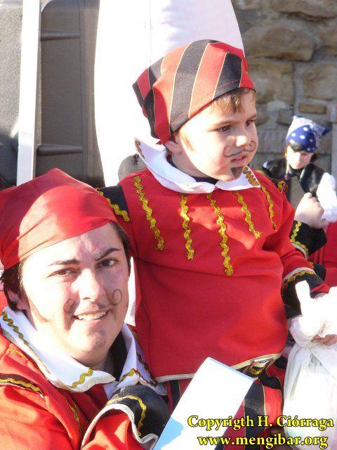 Carnaval 2009. Cabalgata y Pasarela 103