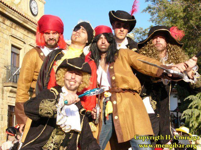 Carnaval 2009. Cabalgata y Pasarela 130