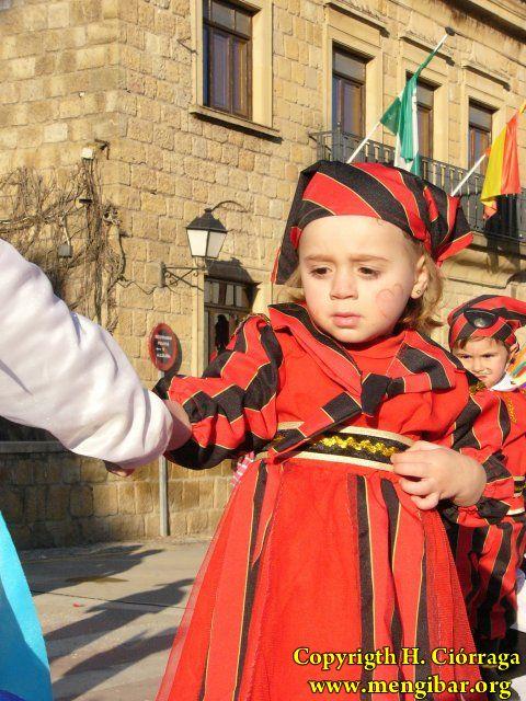 Carnaval 2009. Cabalgata y Pasarela 21