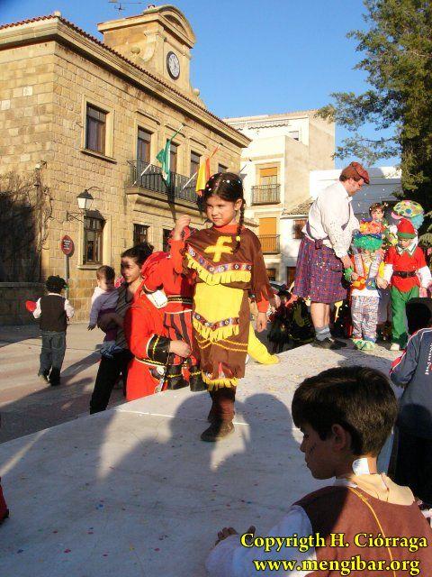 Carnaval 2009. Cabalgata y Pasarela 37