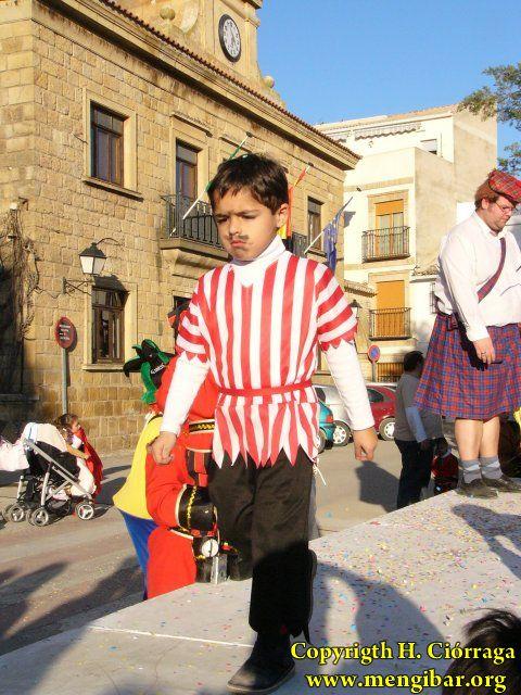 Carnaval 2009. Cabalgata y Pasarela 45