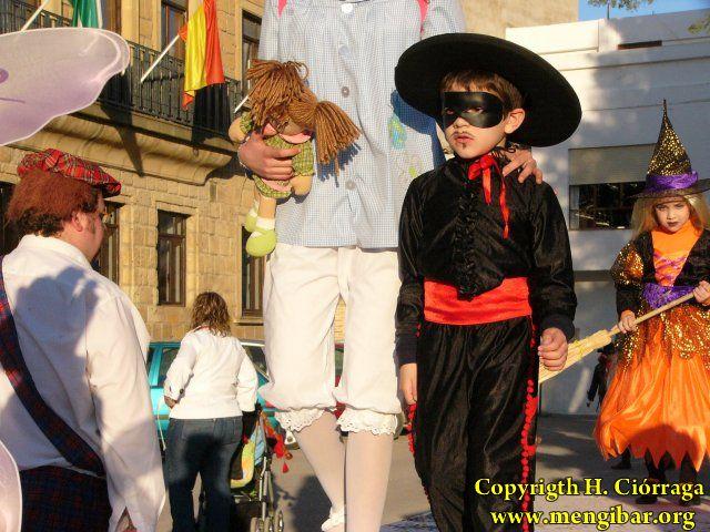 Carnaval 2009. Cabalgata y Pasarela 111