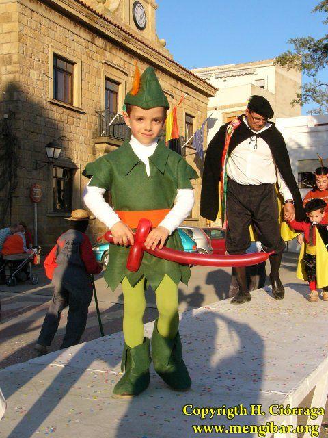 Carnaval 2009. Cabalgata y Pasarela 120