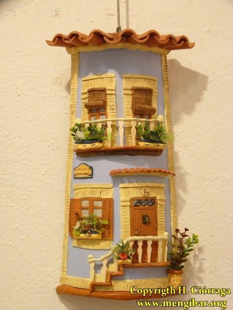 Exposición del Taller Municipal de Manualidades. 2 de marzo de 2009 17
