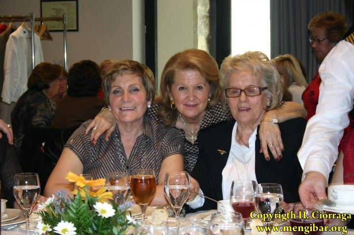 Asociación de Amas de Casa de Mengibar. Asamblea General. 13-03-09 2