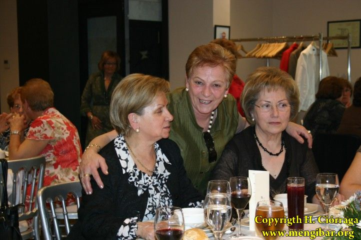 Asociación de Amas de Casa de Mengibar. Asamblea General. 13-03-09 3