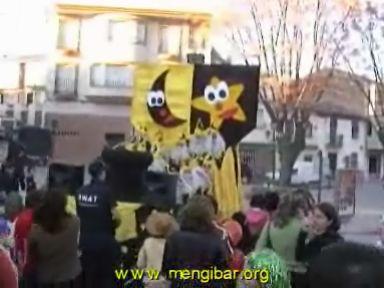 Gran cabalgata de carnaval 2006