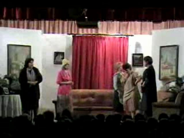 Semana de la mujer 2006. Teatro