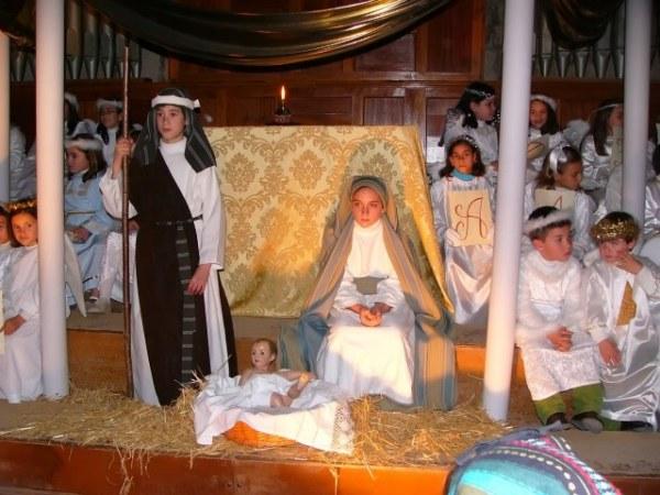 Belen Viviente.23-12-2007