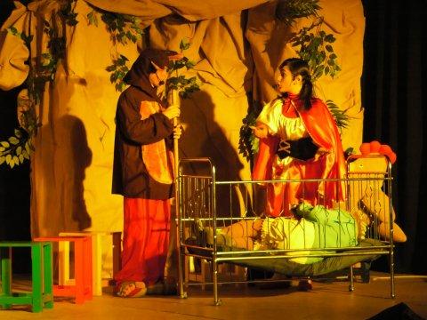 Getsemaní Teatro. ¡Vaya Belén!