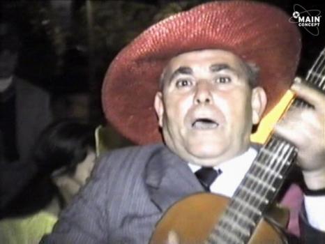 Carnaval 1989 en Mengíbar