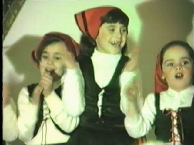 Concurso villancicos 1988